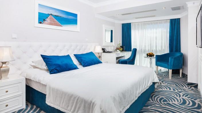 Стандартный номер Radisson Lazurnaya Hotel Sochi