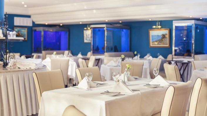 Ресторан Морской бриз Radisson Lazurnaya Hotel Sochi