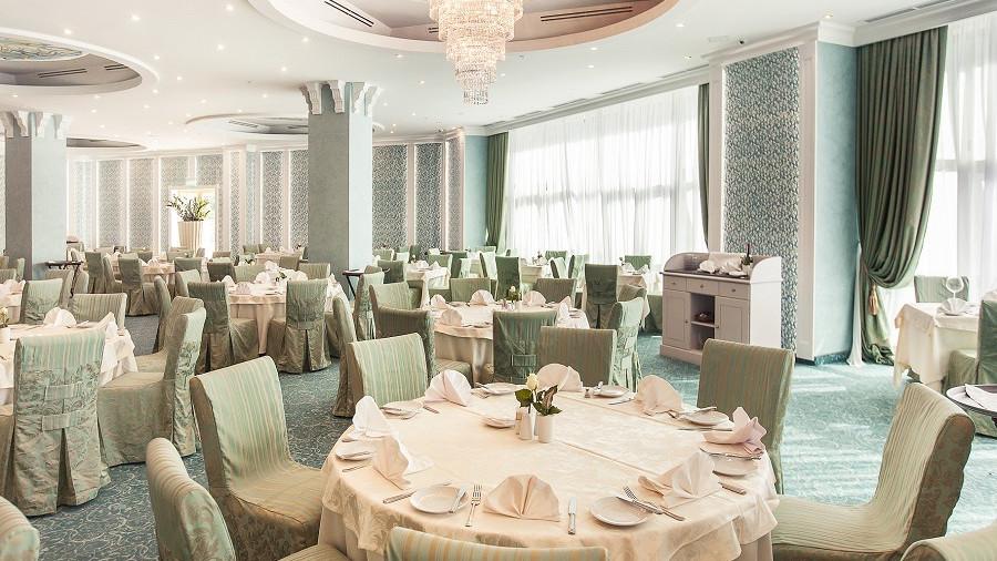 Ресторан Русская Ривьера Radisson Lazurnaya Hotel Sochi