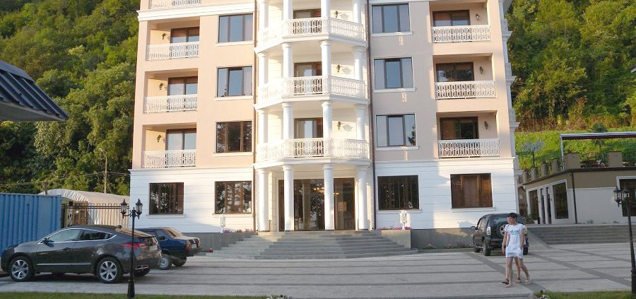 Отель Райда, Гагра, Абхазия