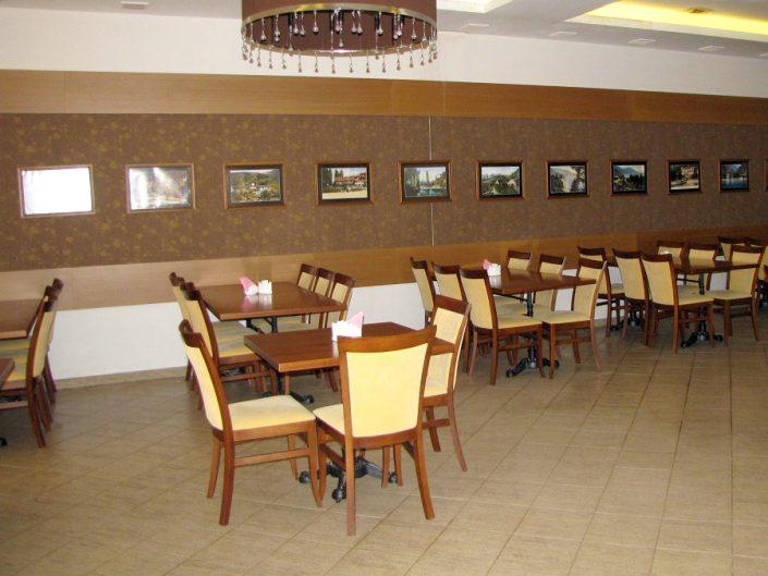 Ресторан отеля Райда