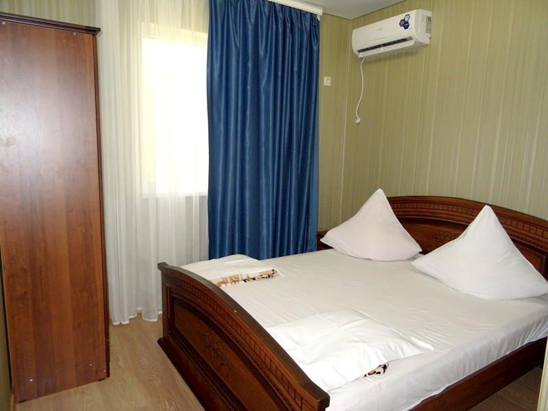 Люкс двухкомнатный отеля Райский уголок