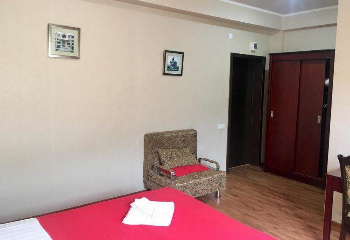 Стандартный двухместный номер гостевого дома Репруа