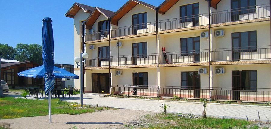 Гостиница Резиденция Апсны, Гагра, Цандрыпш