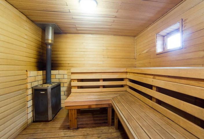 Баня гостиницы Резиденция Апсны