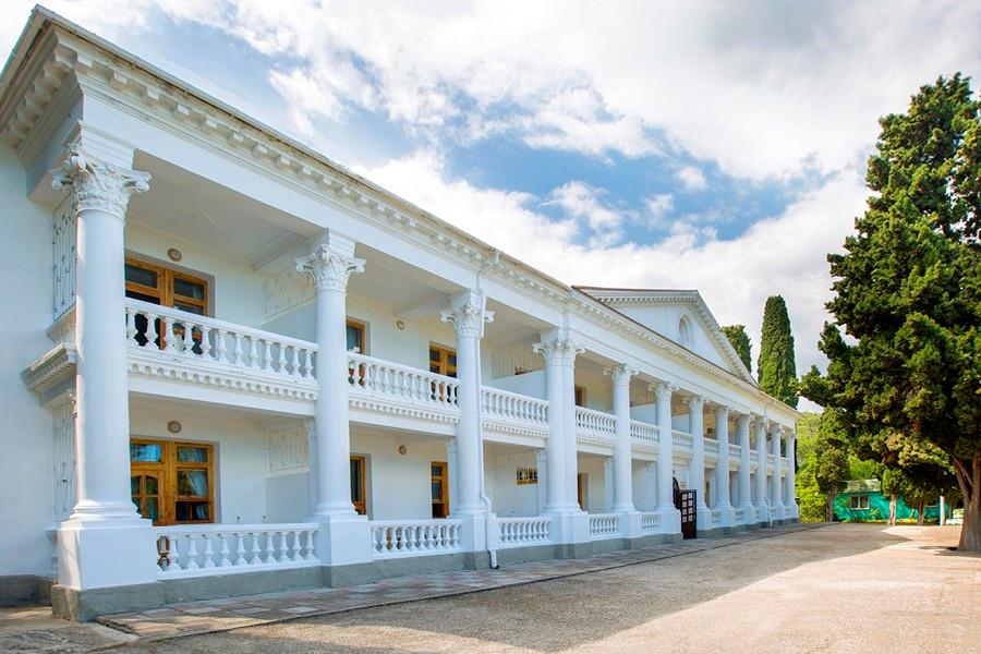 Отель Резиденция Совиньон, Алушта, Крым