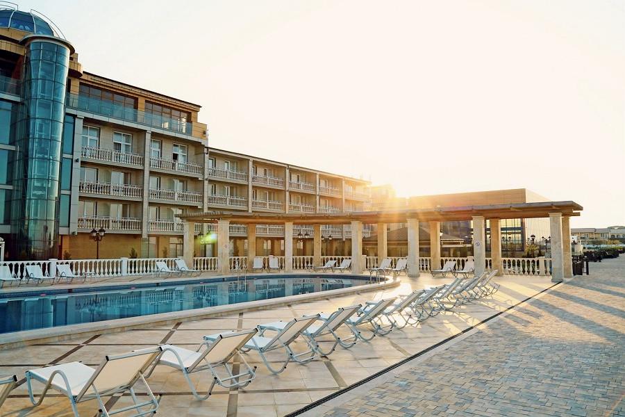 Отель Ribera Resort & Spa, Евпатория, Крым