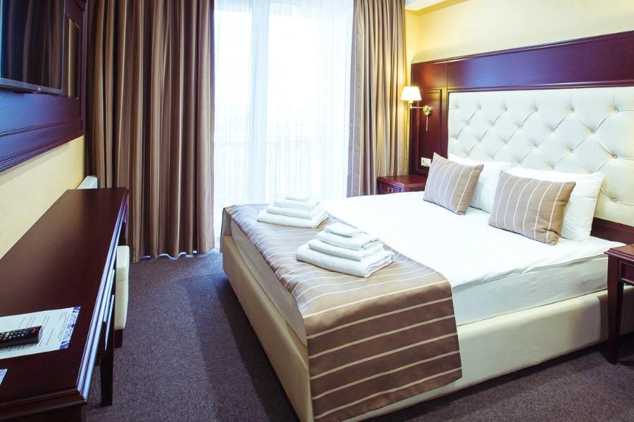 Стандарт двухместный отеля Ribera Resort & Spa