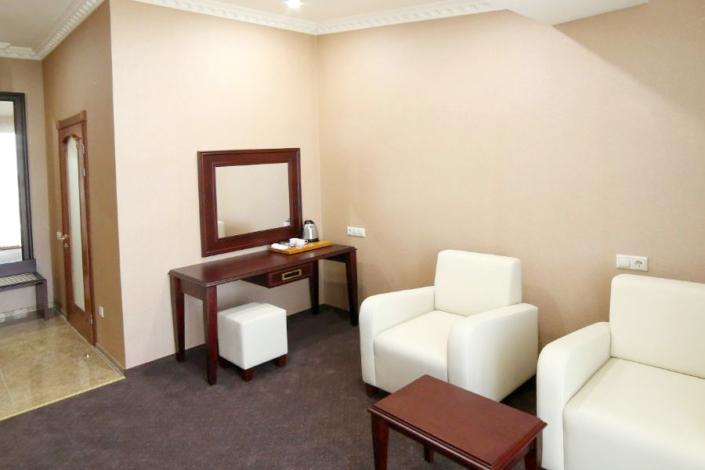 Полулюкс двухместный отеля Ribera Resort & Spa