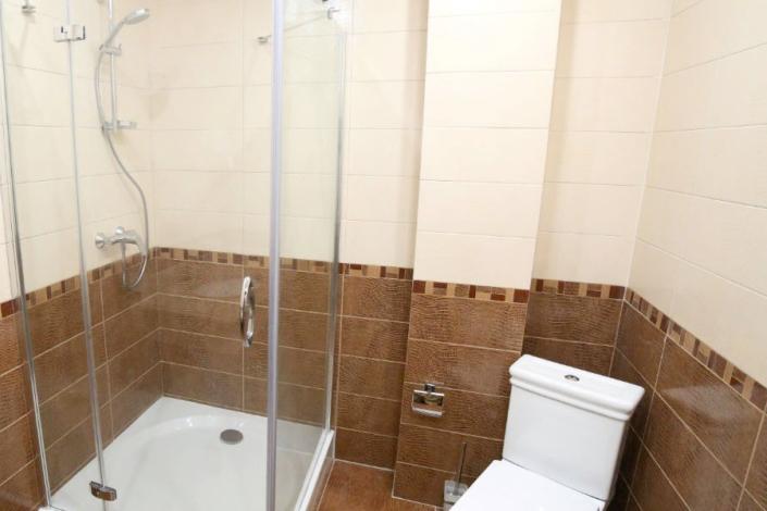 Туалетная комната номера Полулюкс в отеле Ribera Resort & Spa