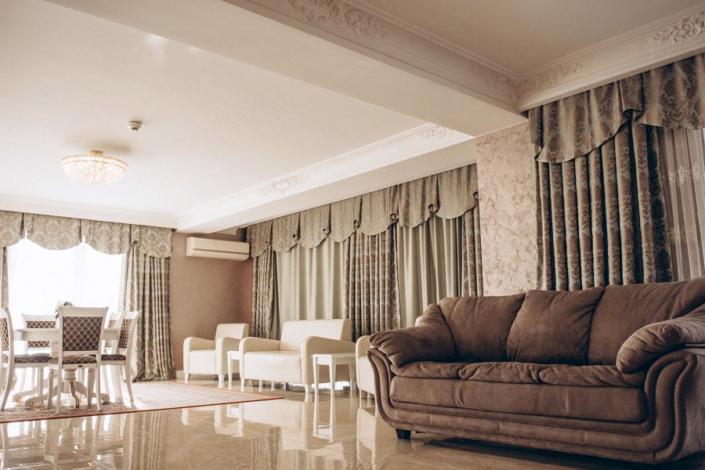 Люкс Гранд двухместный трехкомнатный отеля Ribera Resort & Spa