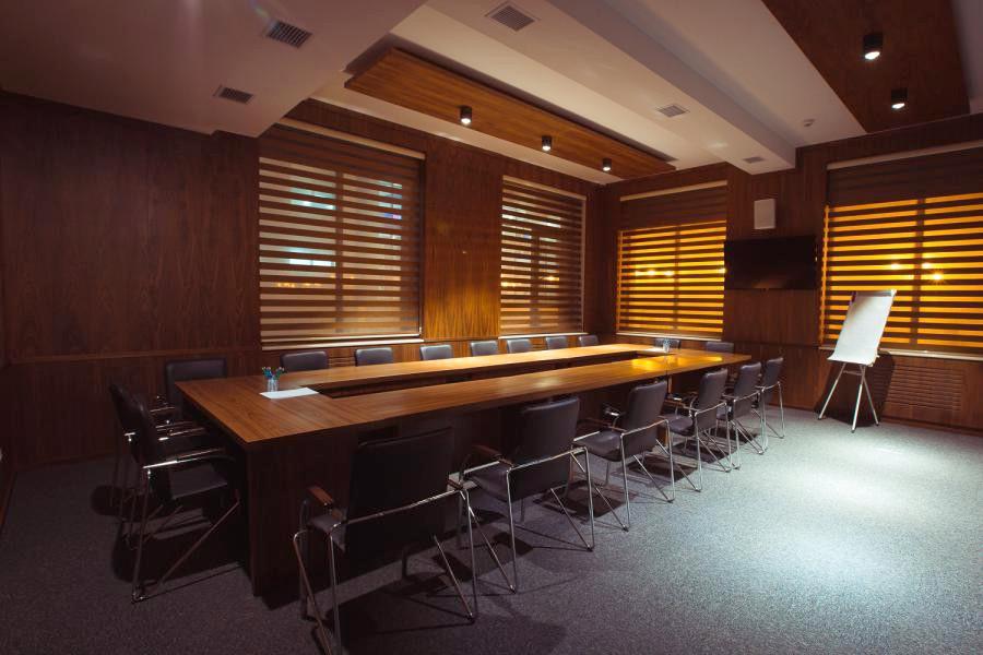Переговорная комната отеля Ribera Resort & Spa