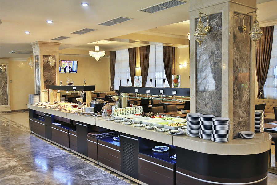 Ресторан отеля Ribera Resort & Spa