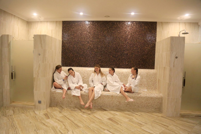 Спа-комплекс отеля Ribera Resort & Spa
