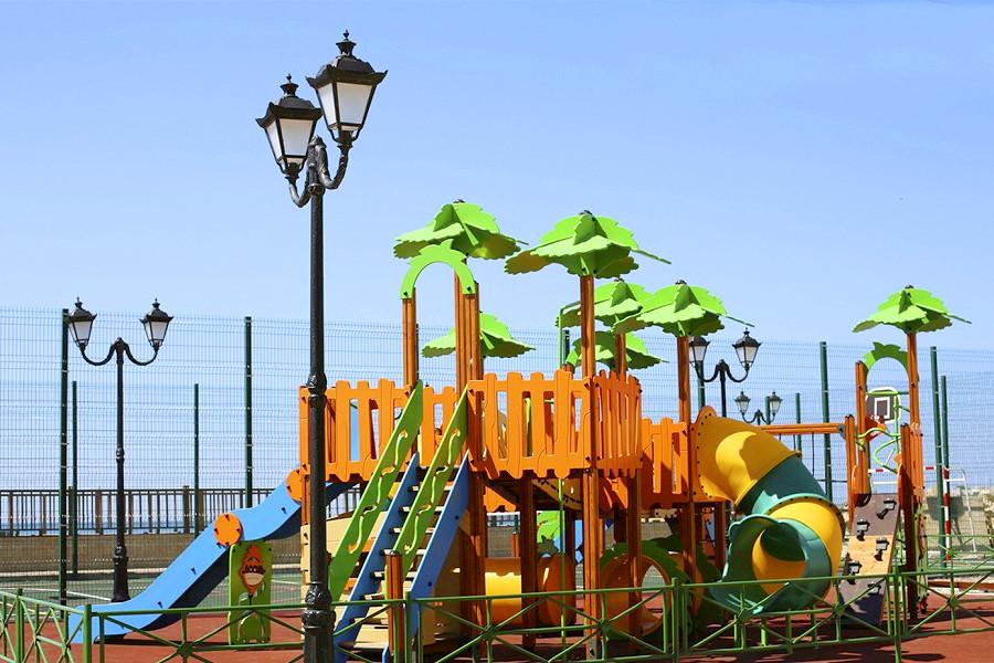Детская площадка отеля Ribera Resort & Spa