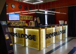 Служба приема и размещения отеля Riders Lodge, Роза Хутор, Красная Поляна, Сочи