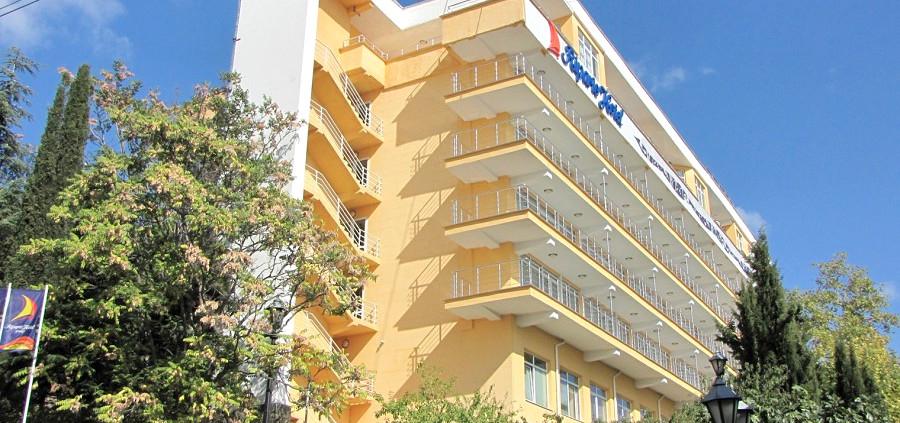 Курортный комплекс Ripario Hotel Group, Крым, Ялта, Отрадное