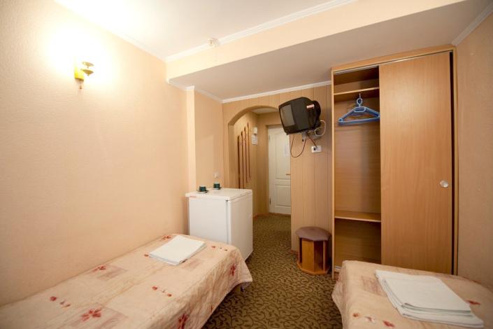 Эконом двухместный в Корпусе 1 Ripario Hotel Group