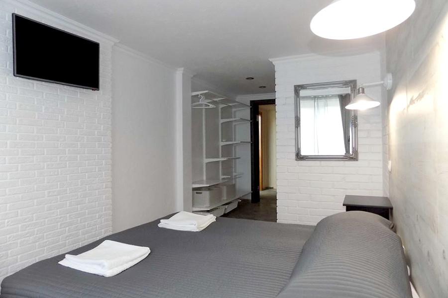 Стандарт Комфорт двухместный в Корпусе 1 Ripario Hotel Group
