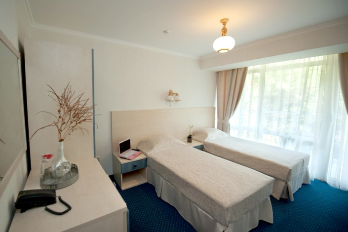 Комфорт двухместный в Корпусе Модерн Ripario Hotel Group