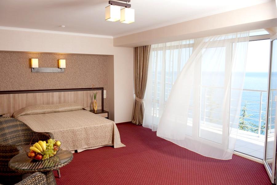 Супериор двухместный в Корпусе Модерн Ripario Hotel Group