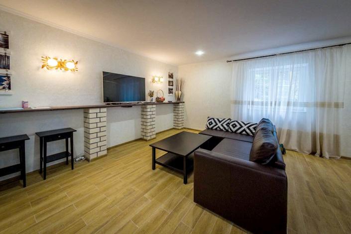Гостиная в коттедже Bianco Ripario Hotel Group