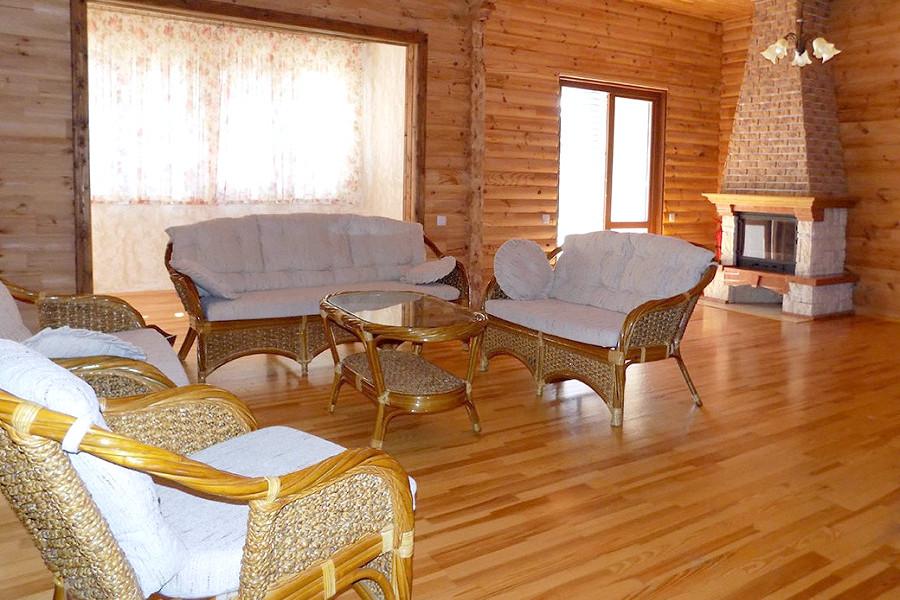 Гостиная в Legenda Della Villa Ripario Hotel Group