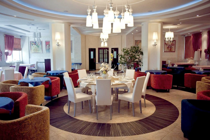 Ресторан Модерн Ripario Hotel Group