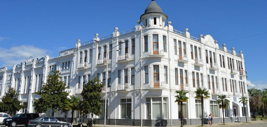 Отель Рица, Сухум, Абхазия