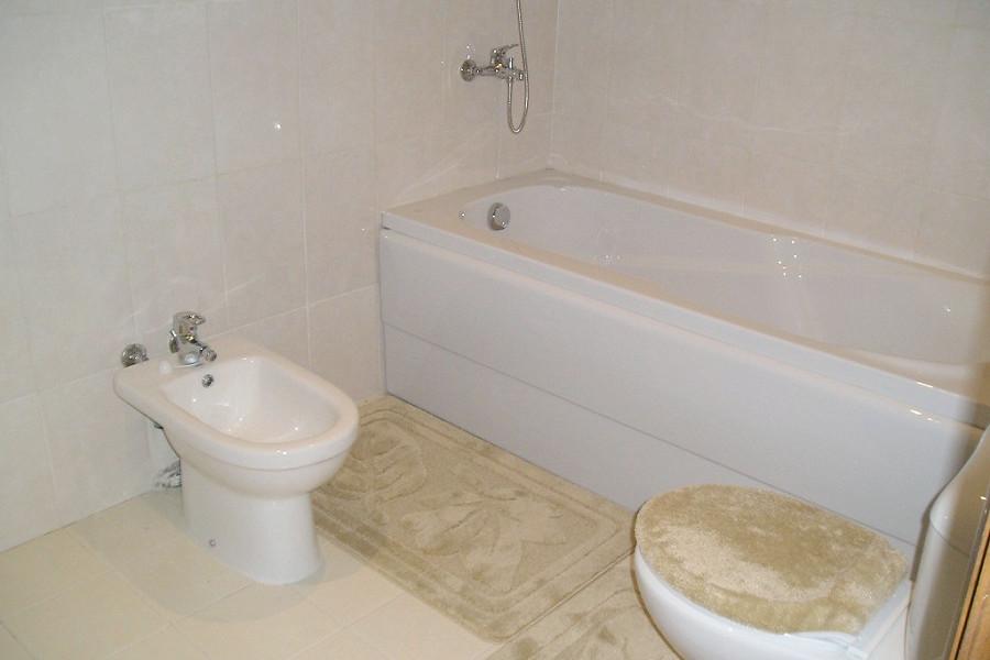 Туалетная комната Президентского номера отеля Рица