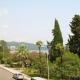 Вид на море и набережную из номера отеля Рица