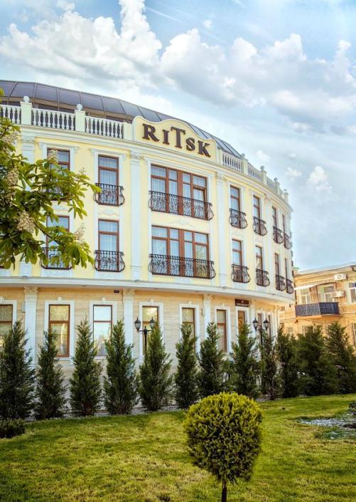 Отель Ritsk, Евпатория, Крым