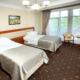 Стандарт двухместный с раздельными кроватями отеля Ritsk