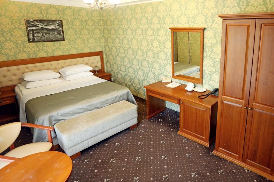 Стандарт Плюс двухместный отеля Ritsk
