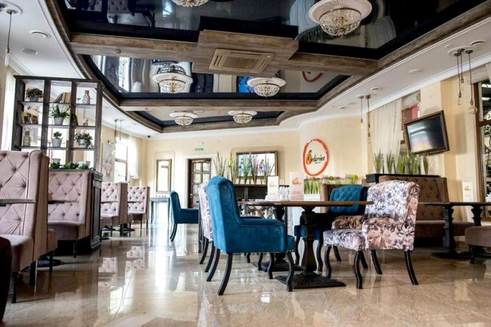 Ресторан отеля Ritsk