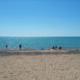 Пляж Евпатории, Крым