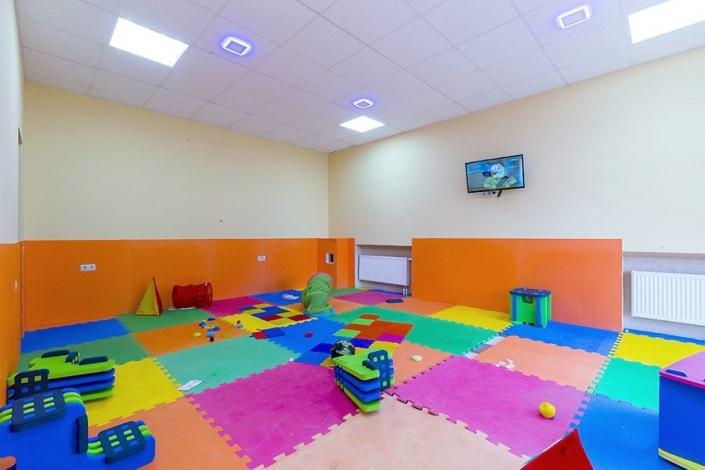 Детская комната пансионата Ривьера