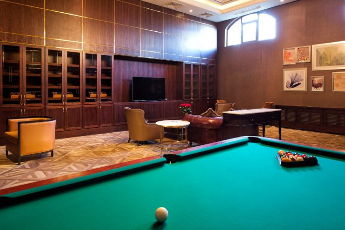 Лаунж-комната отеля Rixos Krasnaya Polyana Sochi