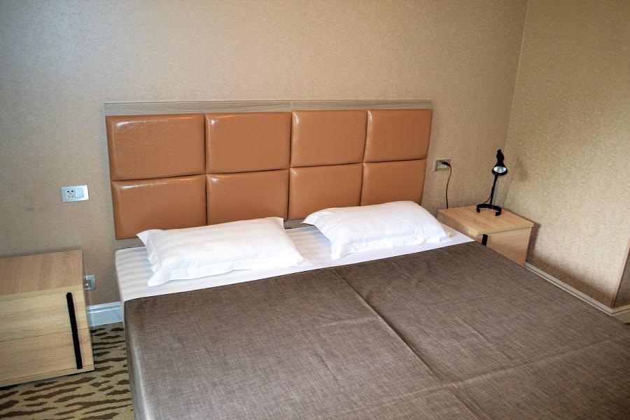 Полулюкс двухместный двухкомнатный в Корпусе 1 отеля Родина, Новый Афон