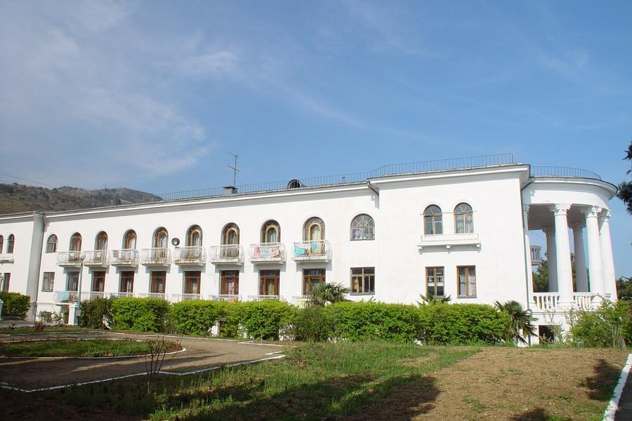 Корпус № 2 санатория Родина
