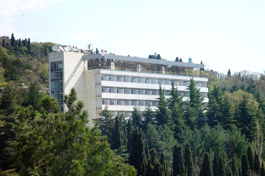 Корпус № 3 санатория Родина
