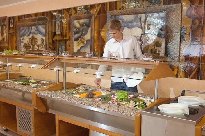 Ресторан санатория Родник