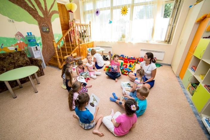 Детская комната санатория Родник