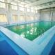 Крытый бассейн с минеральной водой санатория Родник