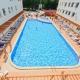 Открытый бассейн санатория Родник