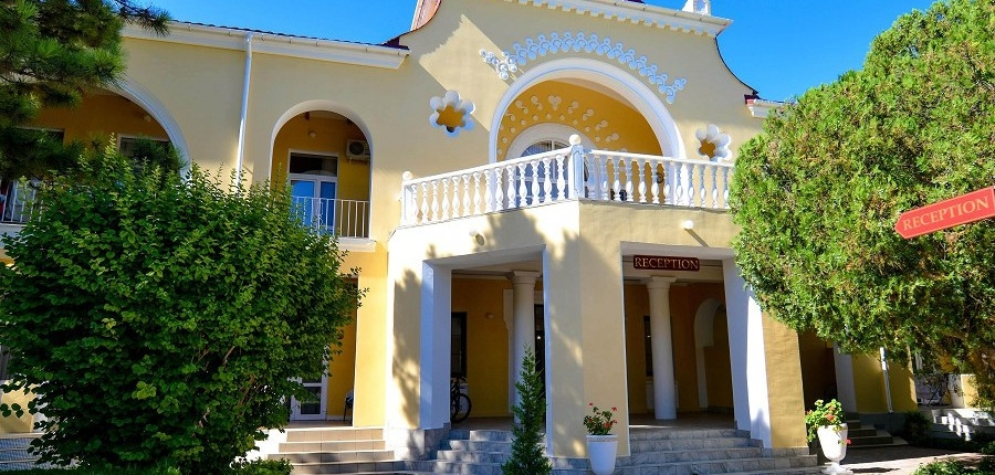 Парк-отель Романова, Евпатория, Крым