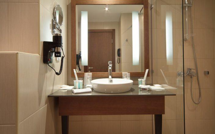 Туалетная комната отеля Rosa Springs