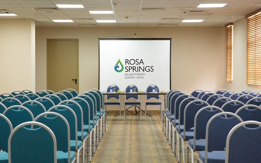 Конференц-зал отеля Rosa Springs