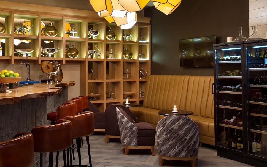 Ресторан Розмарин отеля Rosa Springs
