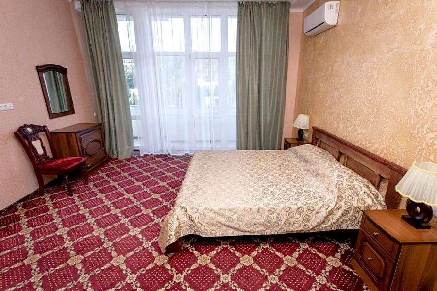 Комфорт двухместный отеля Россия в Алуште